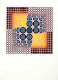 Genge Spesialversjon av Victor Vasarely