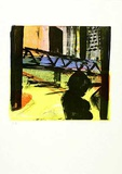 City, c.1998 Limited Edition av Reinhard Stangl