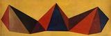Piramidi G Edição limitada por Sol Lewitt