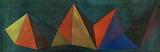 Piramidi H Edições especiais por Sol Lewitt