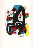 La Melodie Acide VI Láminas coleccionables por Joan Miró