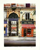Chez Renoir Limited Edition by Louis Robichaud