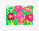 Blumen Limited edition van Walasse Ting