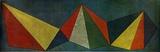 Piramidi B Edição limitada por Sol Lewitt
