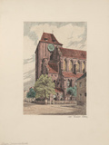 Thorn, Johanniskirche Collectable Print by Fischer-lenz