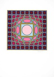 Sans Titre 1 (F.V. 3/30) Limited Edition by Victor Vasarely