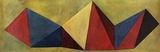 Piramidi C Edição limitada por Sol Lewitt