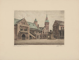 Braunschweig Dankwarderod Collectable Print by  Bruck
