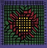 Kat-Zag Begränsad utgåva av Victor Vasarely