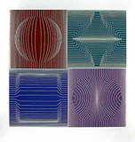 La Certa Limited Edition by Victor Vasarely