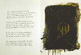 Jean Cassau Limited Edition by Antoni Tapies