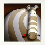 Mr. Lubbalubba Collectable Print by Peter Smith