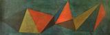 Piramidi F Edições especiais por Sol Lewitt