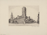 Thorn, Rathaus Collectable Print by  Fischer-lenz