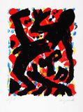 Dresden, c.1992 Blatt 2 Edição limitada por A. R. Penck