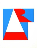 ART (from the American Dream Portfolio) Serigraph by Robert Indiana