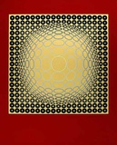 Nobel Limited Edition by Victor Vasarely