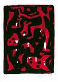 Feuer Standart-West Edição limitada por A. R. Penck
