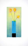 Blue Vase, c.1999 Limited Edition by Russel Baker