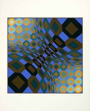 So-Lo Limited Edition by Victor Vasarely