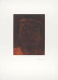 Kopfschmerzen, c.2001 Limited Edition by Arnulf Rainer