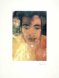 Portrait, c.2001 Limited Edition by Hans Richter