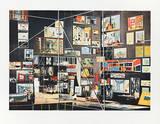 Das Kabinett der Bilder (2 Blatt) Premium Edition by Thomas Huber