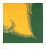 Dualität I (Grün/Gelb) Limited Edition by Paul Nievergelt