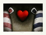 I Love You Limited Edition by Peter Smith