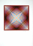 Motiv I Limited Edition by Victor Vasarely