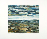 Wolkenlandschaft, c.1999 Limited Edition by Heike Negenborn