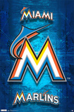 Marlins Logo 2012 Prints