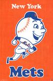 New York Mets Retro Logo Plakater