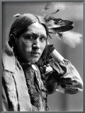 Sioux Native American, C1900 Prints by Gertrude Kasebier
