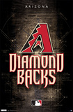 Arizona Diamondbacks Logo 2011 Print