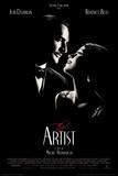 The Artist, på engelsk Posters