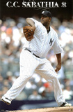 New York Yankees (C.C. Sabathia) Posters