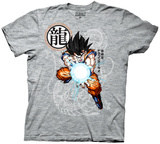 Dragonball Z - Goku Fireball T-shirts