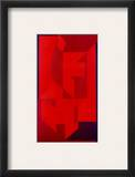 Vasarely: Nives Ii, 1949 Framed Giclee Print by Victor Vasarely