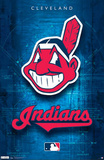 Cleveland Indians Logo 2011 Posters
