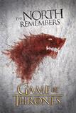 Game of Thrones, Maison Stark, Le Trône de Fer Affiches