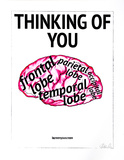 Thinking Of You Serigraph by Kyle & Courtney Harmon