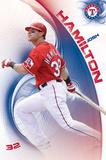 Texas Rangers Josh Hamilton Print