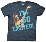 Saved By The Bell - I'm So Excited (Slim Fit) T-shirts
