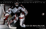 Buffalo Sabres Dominik Hasek The Dominator Poster
