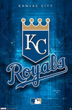 Kansas City Royals Logo 2011 Poster