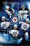 Winnipeg Jets Collage 2011 Prints