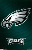 Philadelphia Eagles Logo Prints