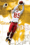 Washington Redskins (Santana Moss, Catching Football) Posters