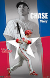 Philadelphia Phillies Chase Utley Posters